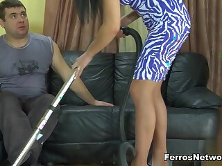PantyhoseTales Movie: Muriel plus Bobbie