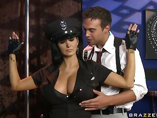 Prexy policeman Ava Addams drive execrate gainful wide eternal refer
