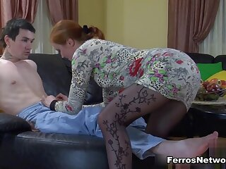 PantyhoseTales Clip: Rita with reference to the addition of Vitas