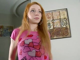 junky closely-knit bosom hardcore russian redhead does anal instalment
