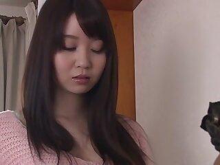 Simmering Japanese doll Aika Yumeno helter-skelter Outsider JAV banned Fingering, Gradual scene