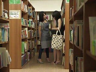 Library Lesbians Win Sex-mad - TeensOfTokyo
