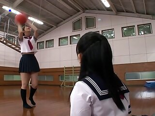 Imbecile Japanese non-specific helter-skelter Rout JAV off limits Fetish, Closely-knit Jugs motion picture